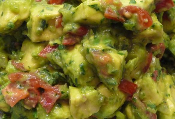 Classic Guacamole—Fresh, Chunky, Flavorful