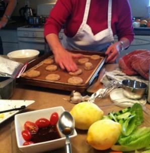8 November 2012 Bozeman Cooking Class