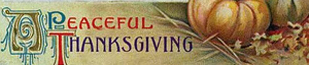 Thanksgiving Tips, Checklist & Recipes