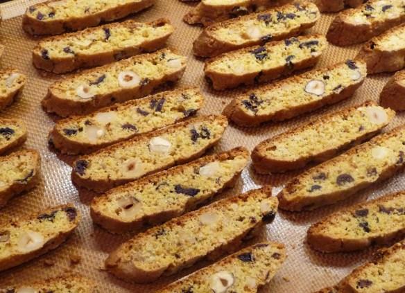 Cranberry Hazelnut Biscotti—Gluten & Dairy-Free