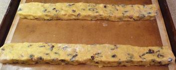 Cranberry Hazelnut Biscotti — Gluten & Dairy-Free