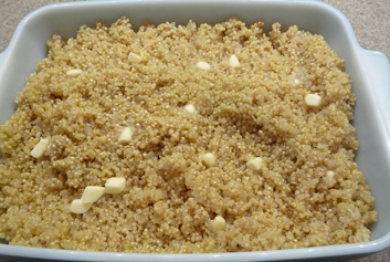 Quinoa Couscous – Lighter, Fluffier, Tastier