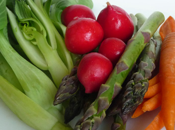 Healthy Cooking Classes – Picture Gallery & Spring Menus