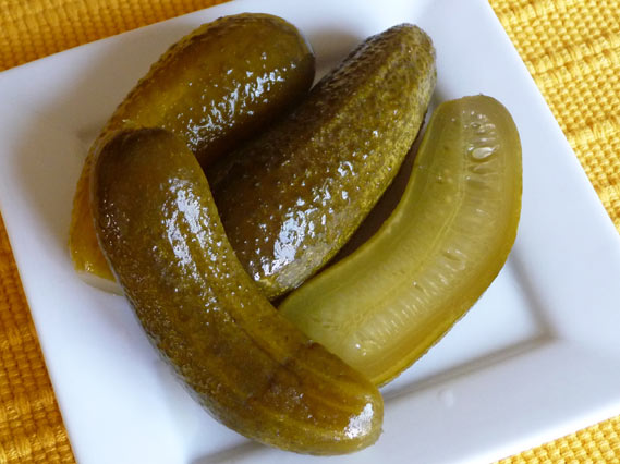 Naturally Fermented Kosher Dills – The Real Deal