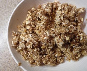 Apple Pear Crisp — Easier than Pie