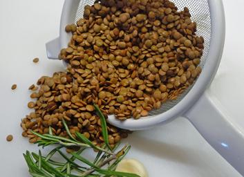 Turkish Carrot Lentil Stew
