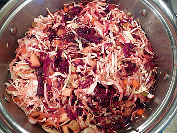 Beet Cabbage Borscht One of the World's Great