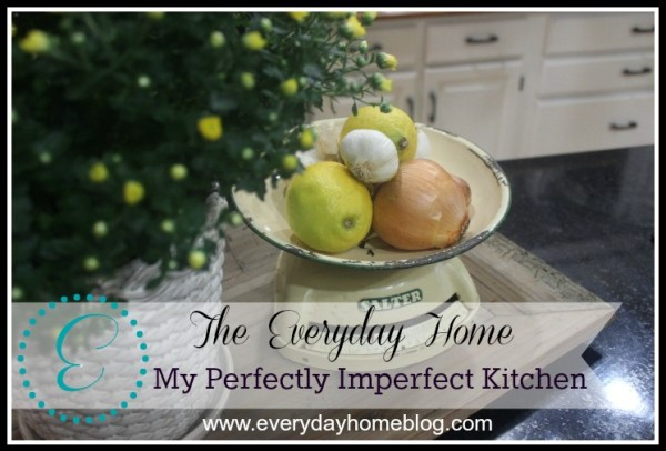 Kitchen Tour at The Everyday Home