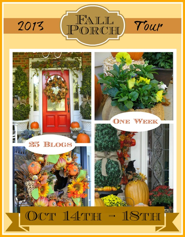 Fall Porch Tour at The Everyday Home
