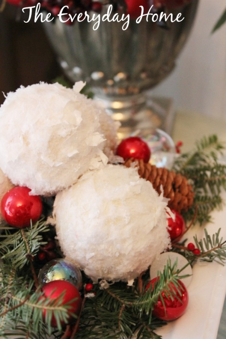 How to Make Snowballs by The Everyday Home