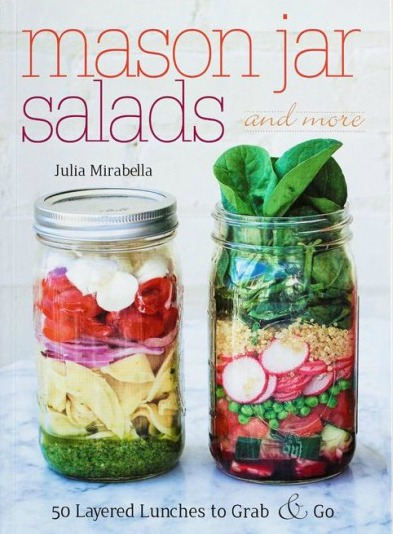 Mason Jar Salads Recipe Book  Ultimate Gift Guide for Mason Jar Lovers   The Everyday Home