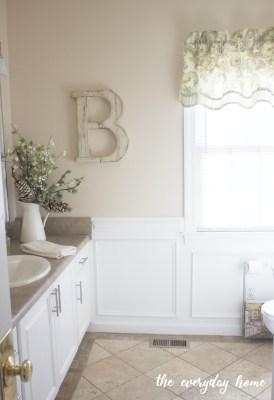 Guest Bathroom Design Plan