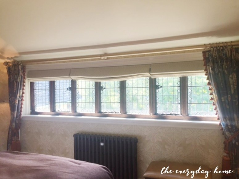 Hever Castle Inn | Bedroom Windows | The Everyday Home
