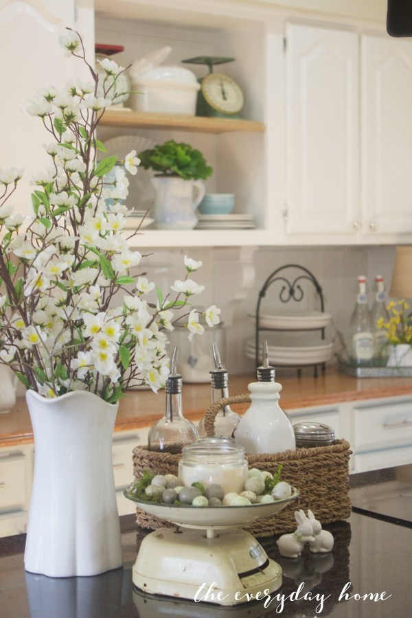 Spring Kitchen Tour   Spring Flowers   The Everyday Home