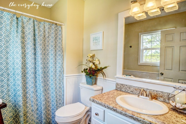Flip House Bathroom After | The Everyday Home