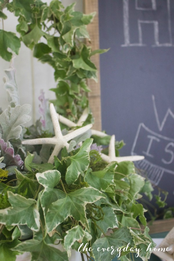 Starfish and Ivy | The Everyday Home