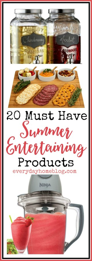 20 Must Have Summer Entertaining Products   The Everyday Home   everydayhomeblog.com