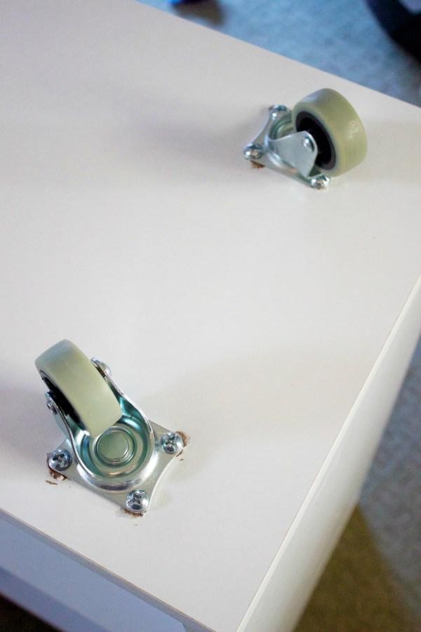diy-laundry-cubby-castors | The Everyday Home | www.everydayhomeblog.com