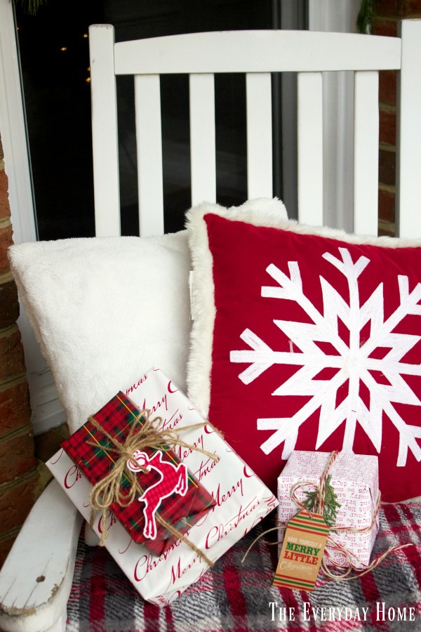 christmas-front-porch-rocker-pillows-and-gifts