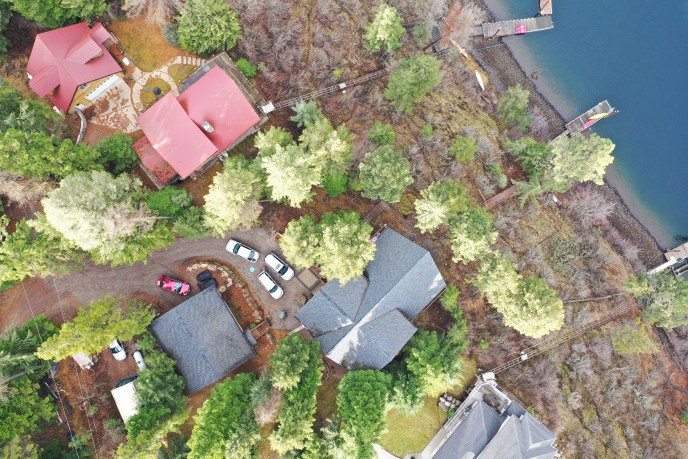 Drone Real Estate Photography - Topdown