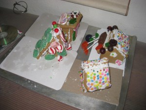 Gingerbread House Learning