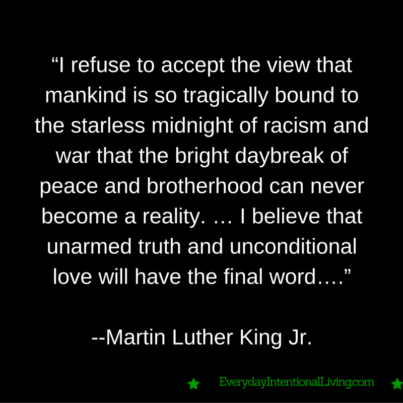 Thought for the Day: Martin Luther King Jr.