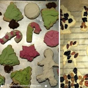 Grain-Free, Dairy-Free Sugar Cookies