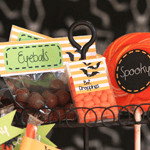Free Halloween Bat Party Printables