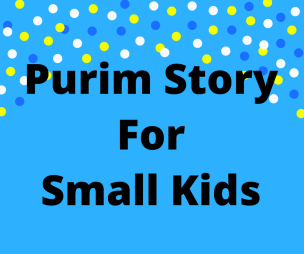 Purim Story for Small Kids-4