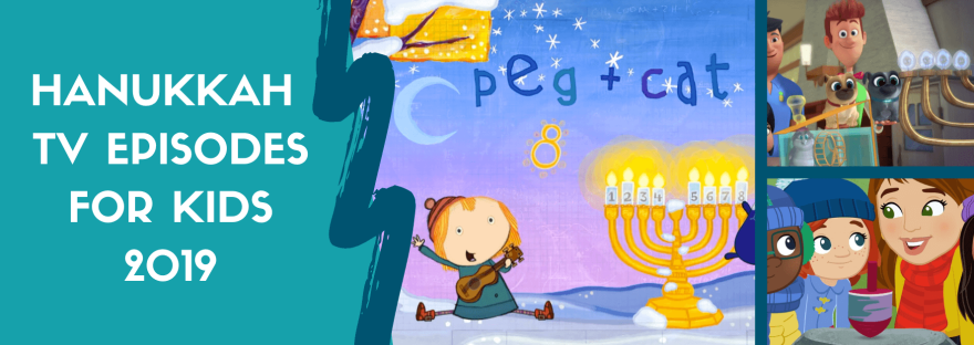Hanukkah TV Episodes for Kids 2019