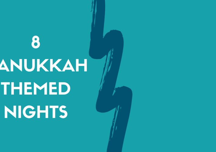 8 Hanukkah Themed Nights