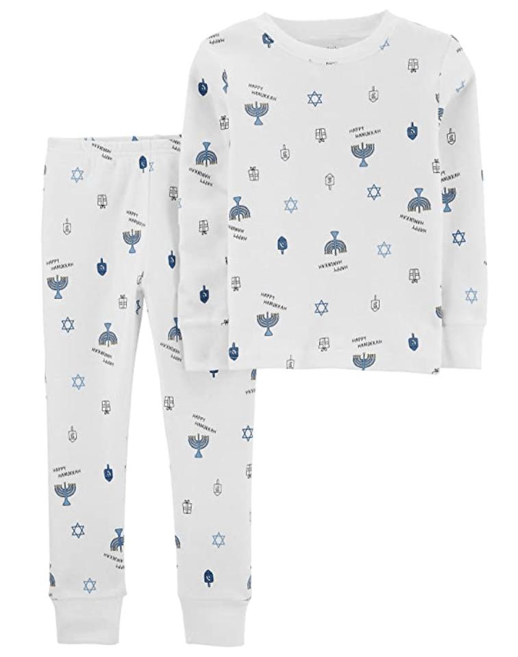 carters Hanukkah Pajamas