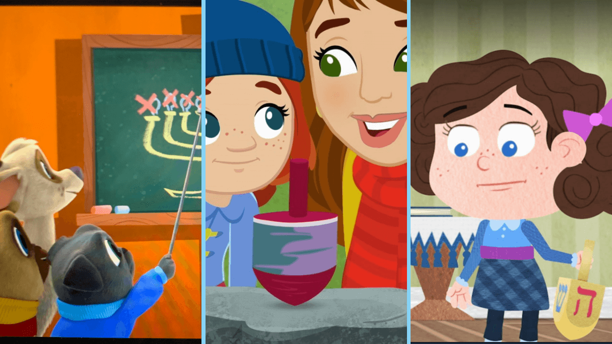 Hanukkah TV Episodes