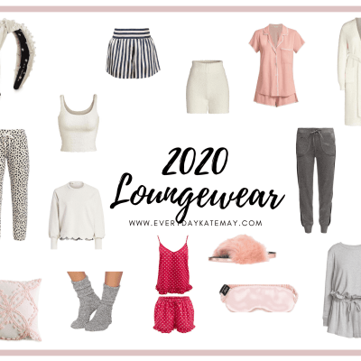 2020 Loungewear fashion