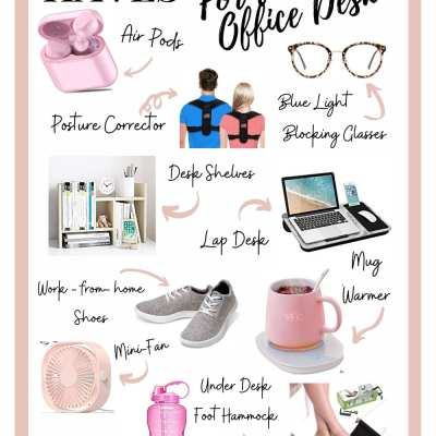 Amazon Must Haves for the home office 2020