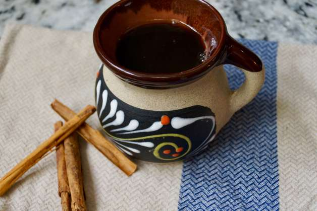 Mexica style coffee
