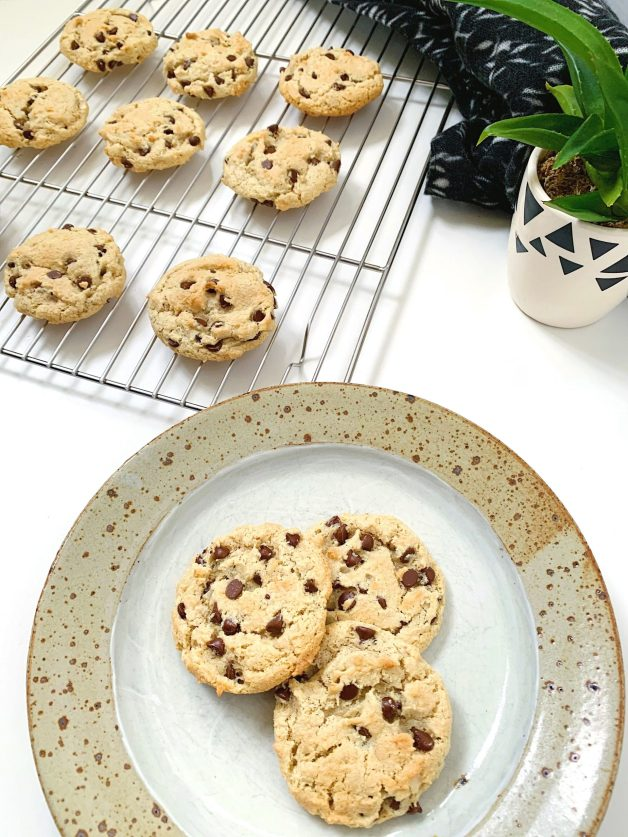 Gluten-Free Almond Joy Cookies