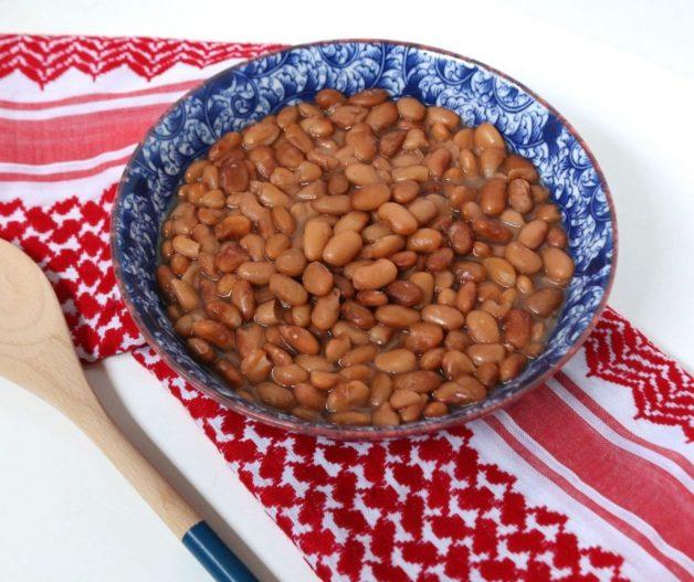 Simple Instant Pot Pinto Beans (No Pre-Soaking) #instantpotpintobeans #pintobeans #beans