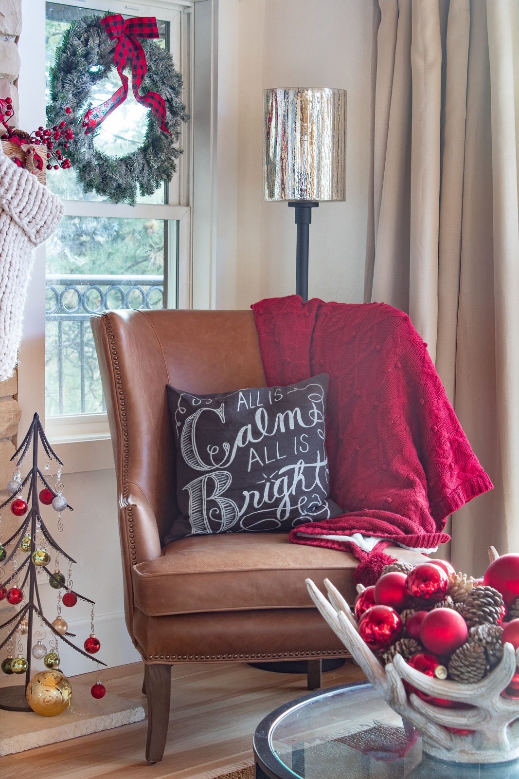 Christmas Blog Home Tour