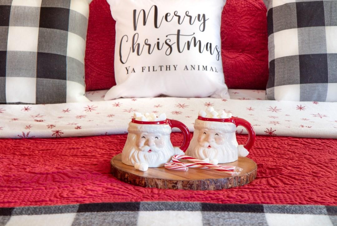 Blogger Christmas Home Tour 2020