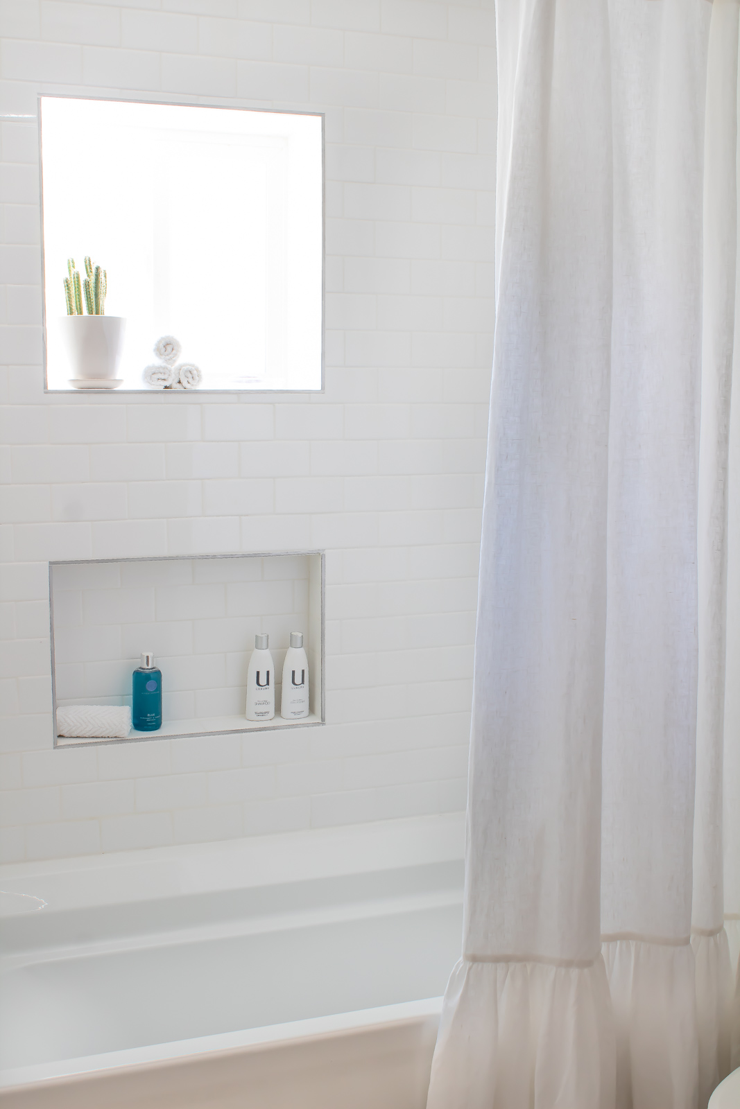 Bathroom shower soap niche ideas
