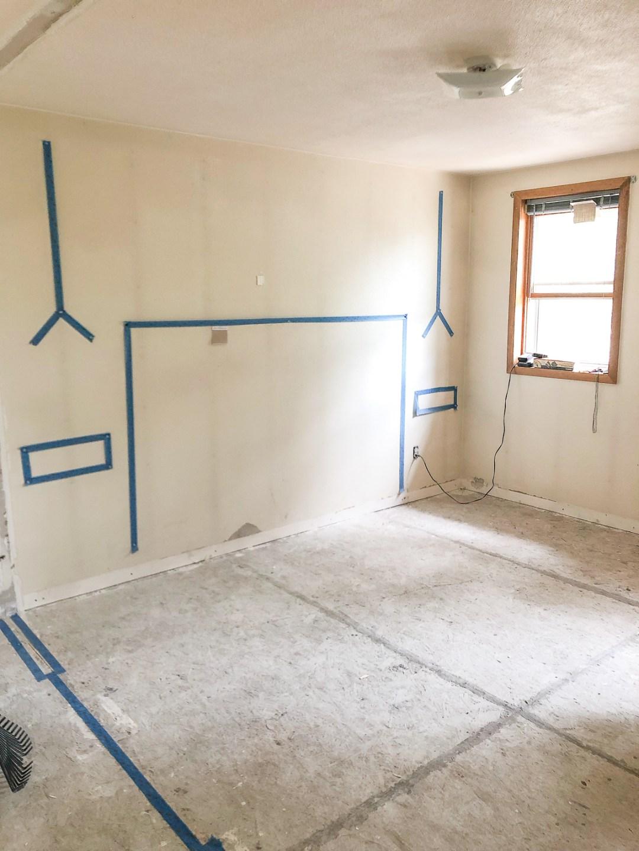 tiny master bedroom planning