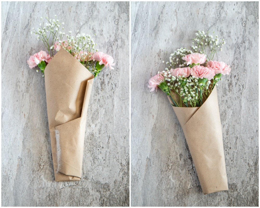 How to gift flowers