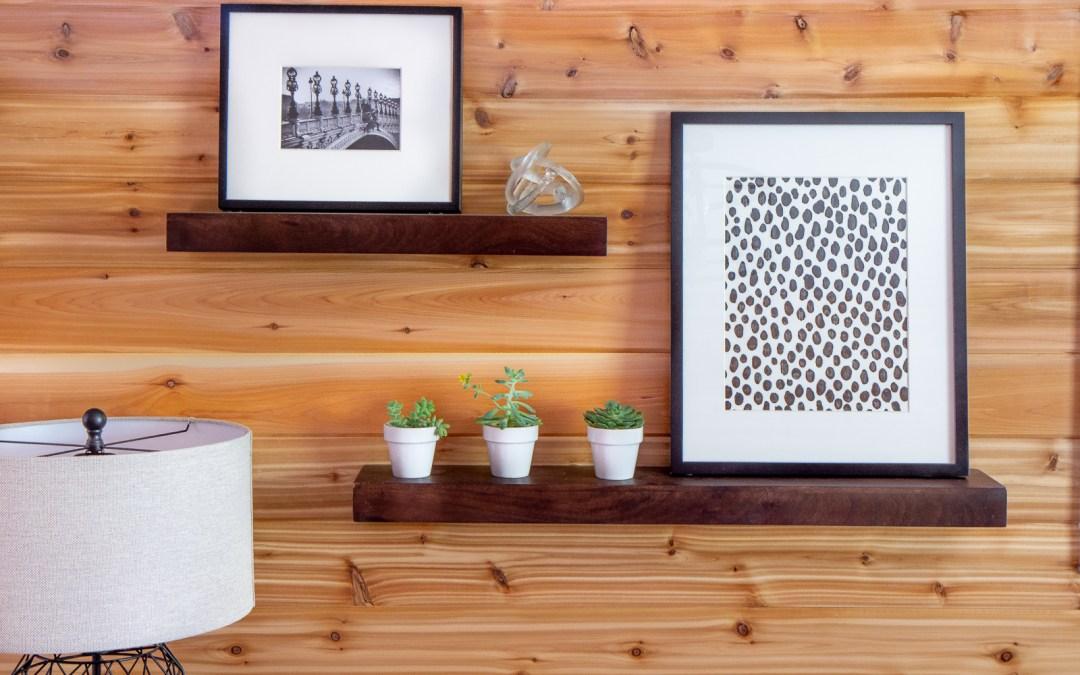 EASY DIY FINGERPRINT WALL ART
