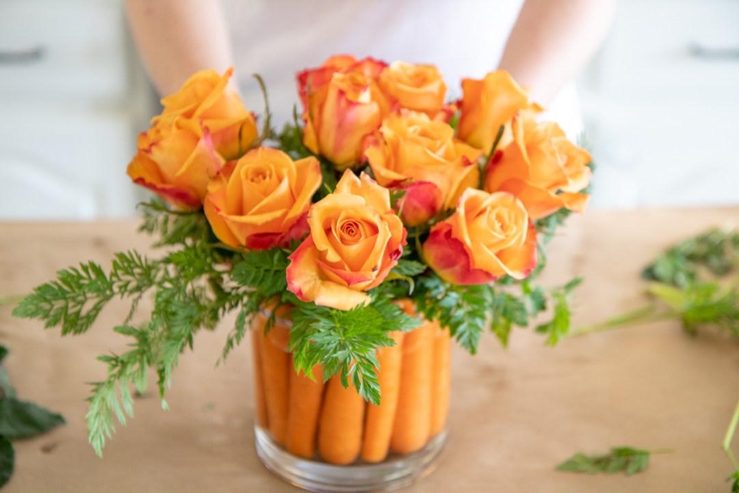 Easter flower arrangement ideas