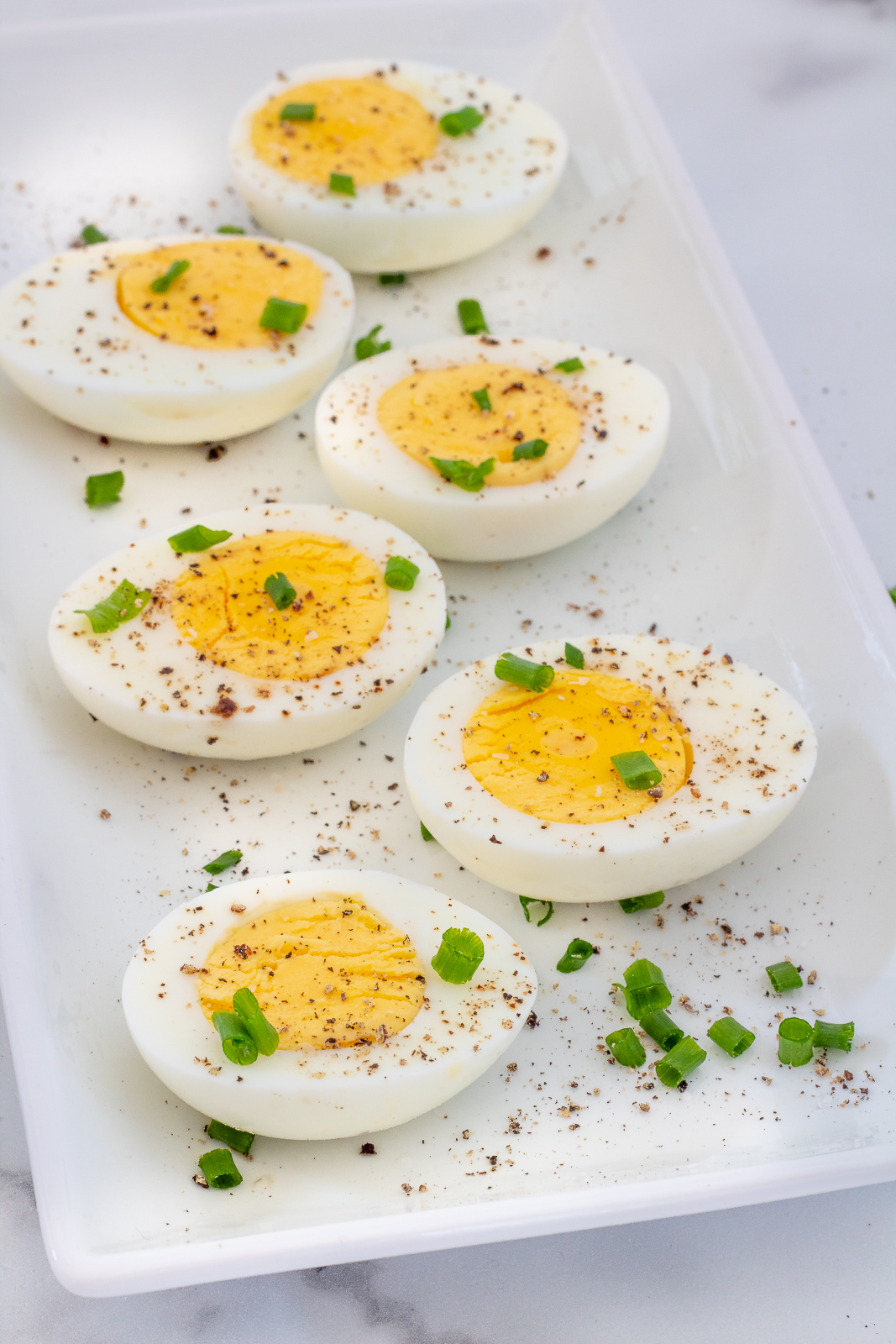 How to make perfect hard boiled eggs the easy way