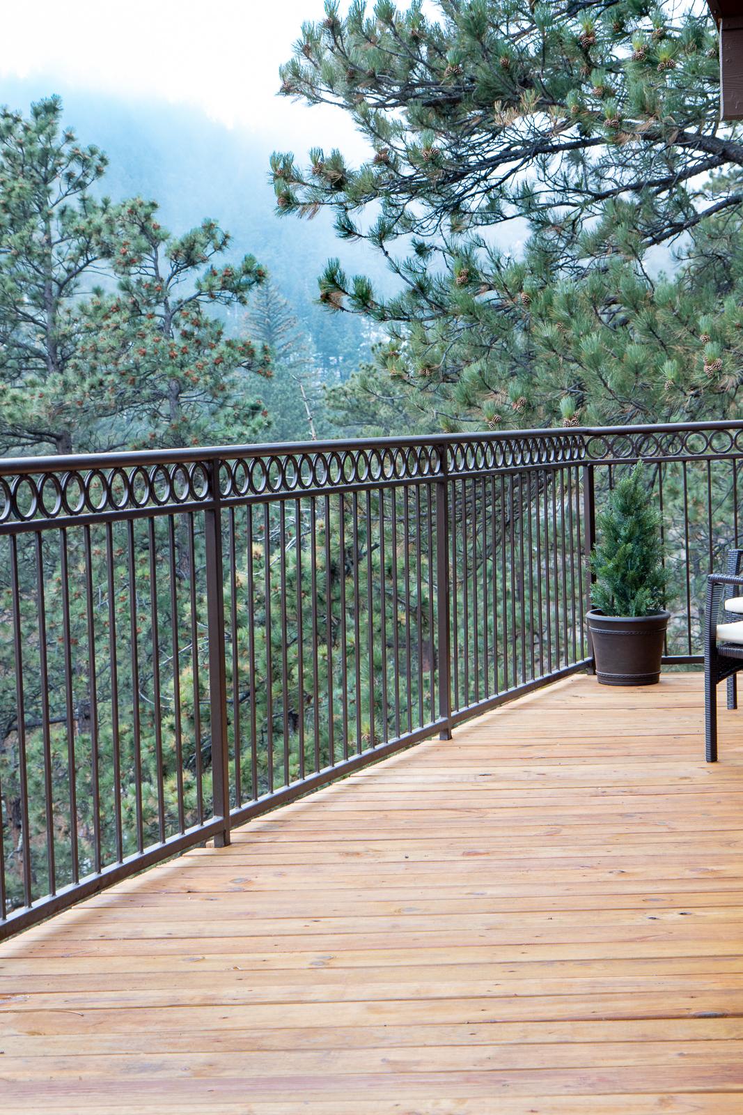 Modern Colorado Mountain Home