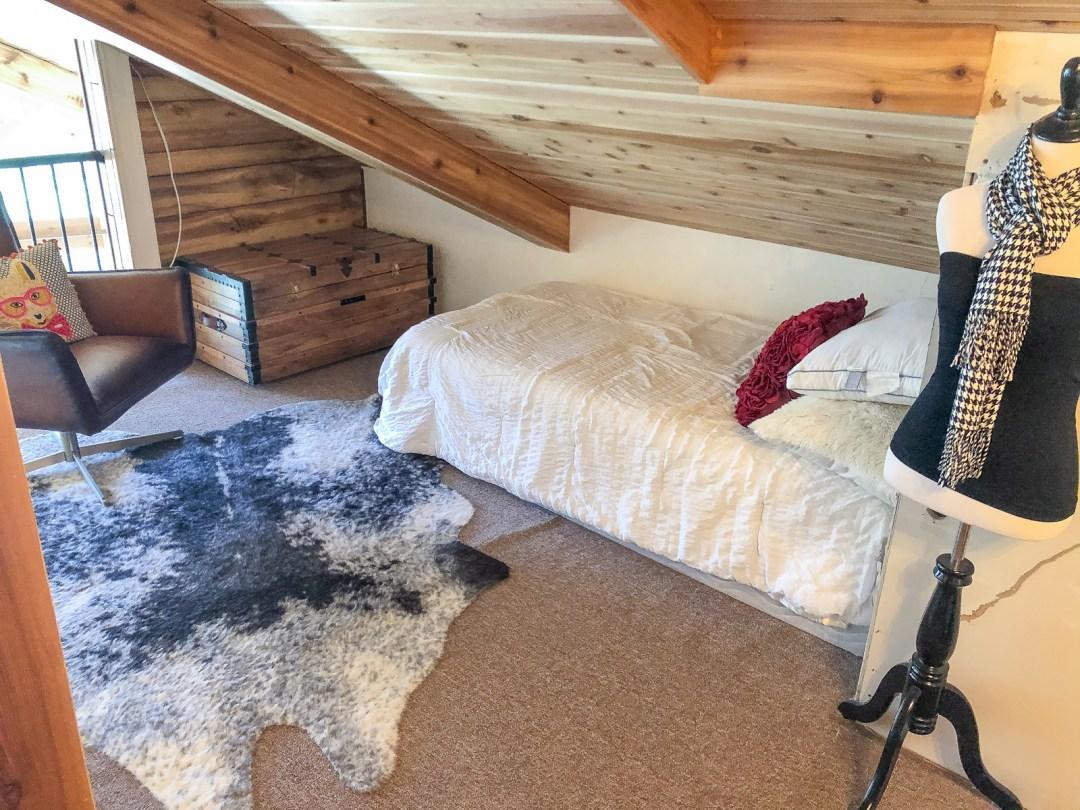 attic loft design