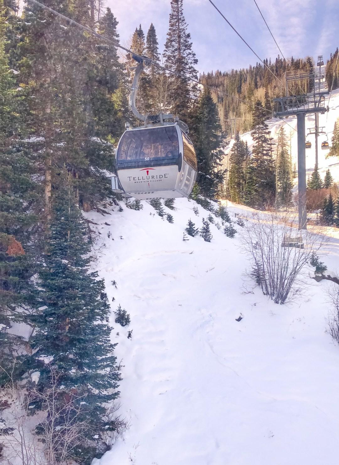 Telluride Colorado gondola