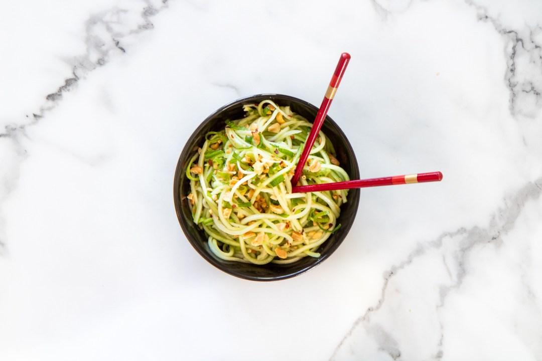 low calorie salads